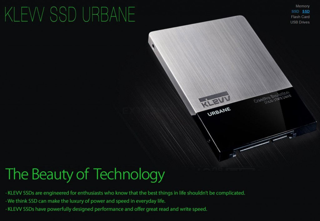 KLEVV URBANE 960 GB