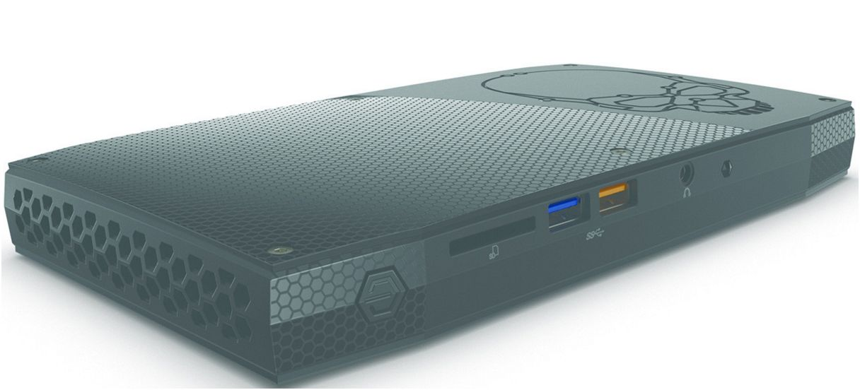 "Intel ""gaming grade"" NUC"