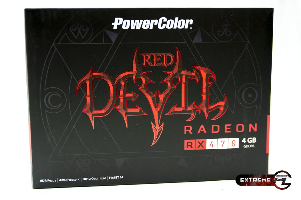 PowerColor RX 470 4 GB RED DEVIL
