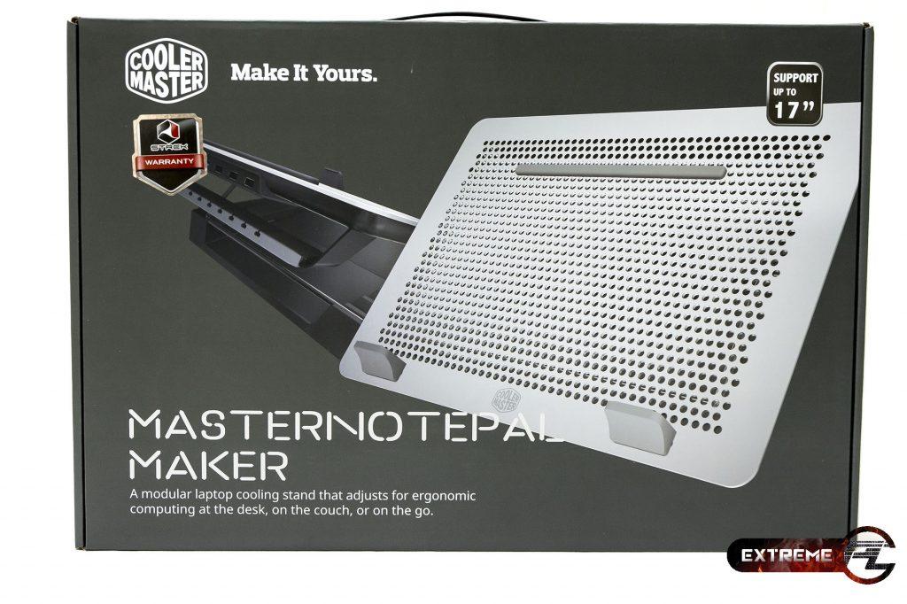 CoolerMaster MasterNotepal Maker