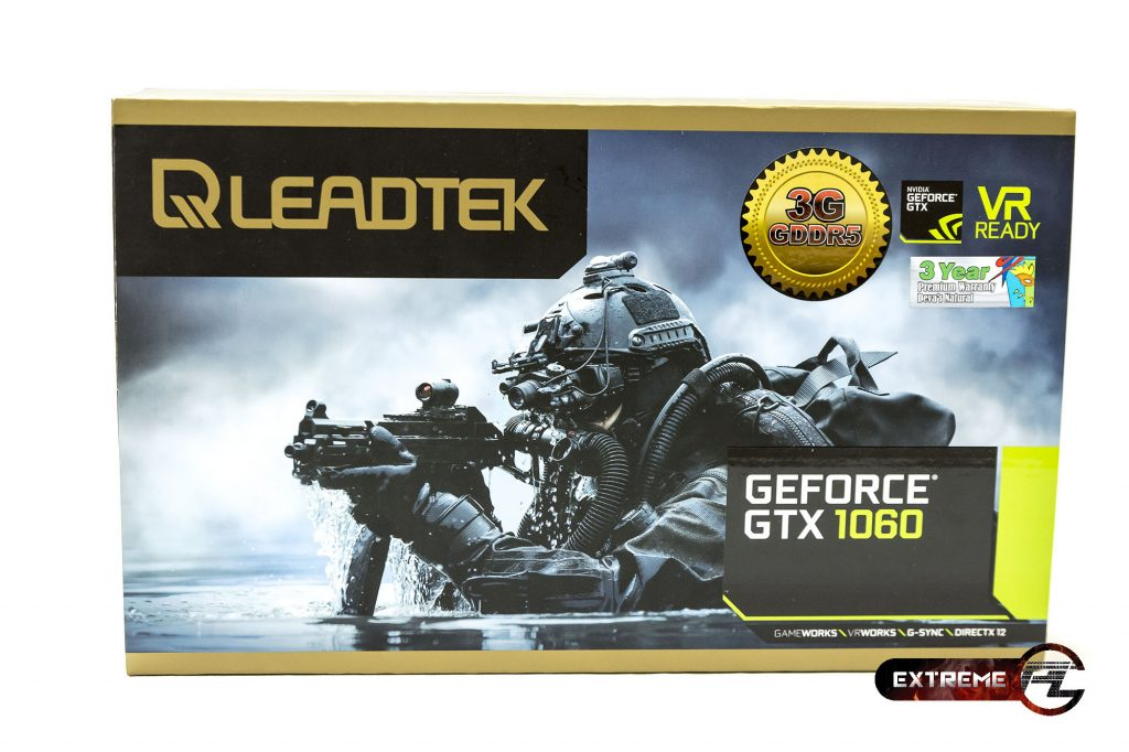 Leadtek GeForce GTX 1060 3GB