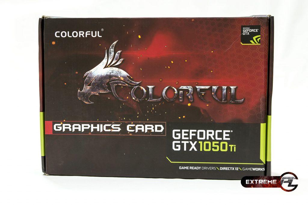 COLORFUL GEFORCE GTX 1050 Ti
