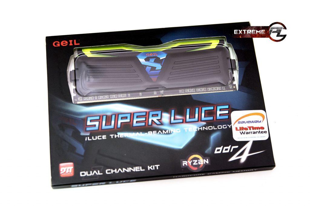 GEIL SUPER LUCE AMD RYZEN Edition