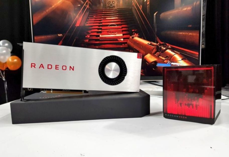 AMD RX Vega หันหลังให้กับ CrossFire - Extreme IT